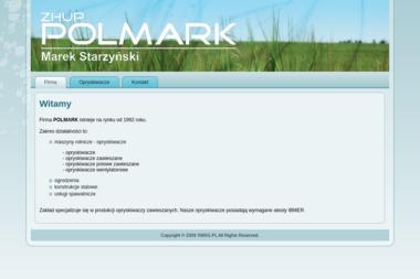Polmark - Spawacz Prostyń