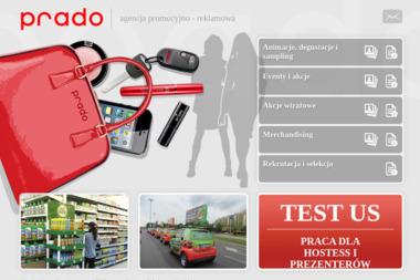 Prado FPH Agencja Promocyjno Reklamowa Ewa Strzelecka Gross - Hostessy Łódź