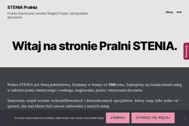 Stenia. Pralnia, magiel, obszywanie dywanów - Pralnia Warszawa