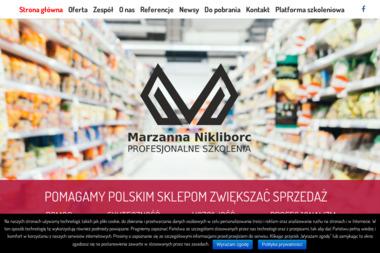 Marzanna Nikliborc Profesjonalne Szkolenia - Szkolenie Piotrowice