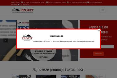Profit Skład Materiałów Budowlanych i Instalacyjnych - Market Budowlany Katowice