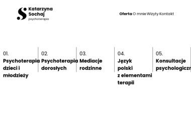 Małgorzata Stanecka Siewert Gabinet Psychologiczny - Psycholog Gdynia