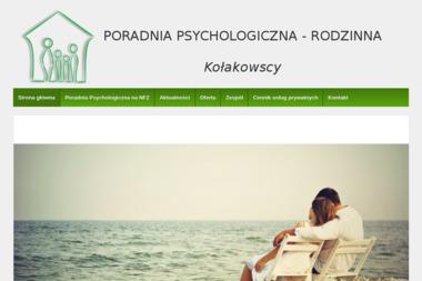 Poradnia psychologiczna - rodzinna Jadwiga Kołakowska - Psycholog Łomża