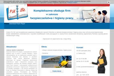 Przedsiębiorstwo Usługowo-Szkoleniowe. Bernadeta Donder - Szkolenia BHP Pracowników Jastrzębie-Zdrój