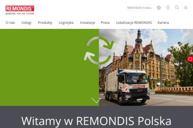 Remondis Sanitech Poznań Sp. z o.o. - Wywóz Gruzu Poznań
