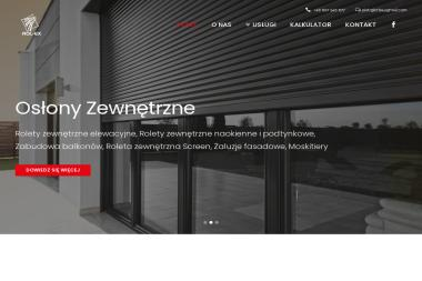 Rol Ex Piotr Gierba - Okna drewniane Włocławek