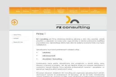 RZ Consulting - Szkolenie Kamionka