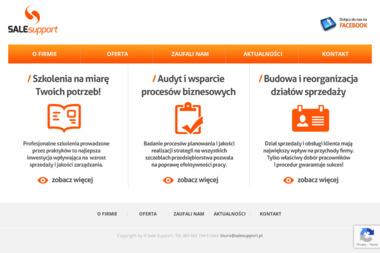Sale Support Sebastian Błaszczykiewicz - Kurs marketingu Poznań