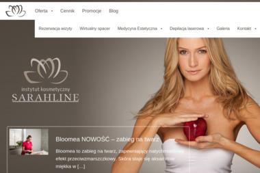 Instytut Kosmetyczny i Centrum Szkoleniowe Sarahline Jolanta Machelak - Salon kosmetyczny Gliwice