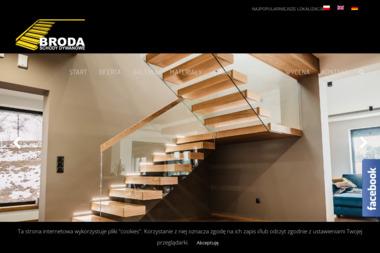 Krzysztof Broda - Schody metalowe Kru偶lowa
