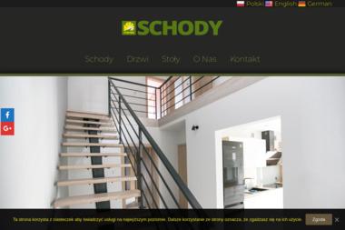 Schodex Przedsiębiorstwo Wielobranżowe Mateusz Stępień - Schody Dywanowe Kluki