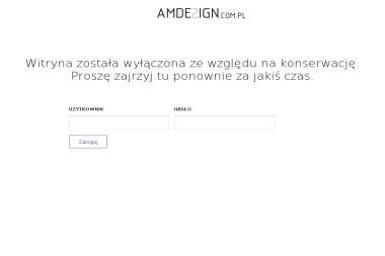 AM Design Studio Projektowania Wnętrz Monika Szmydt - Projektant Wnętrz Łask