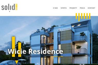 Solid Studio - Projekty domów Słupsk