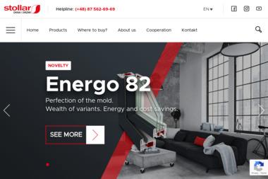 Stollar Systemy Okienne Sp. z o.o. - Sprzedaż Okien Aluminiowych Olecko
