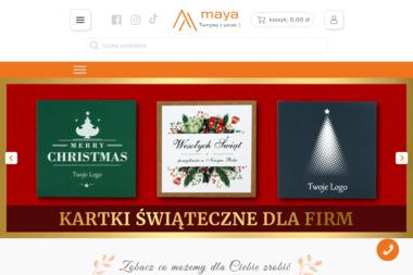 MAYA - Zaproszenia Okolicznościowe Warszawa