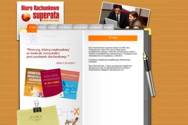 Superata. Wioletta Dworowska - Biuro rachunkowe Gdynia