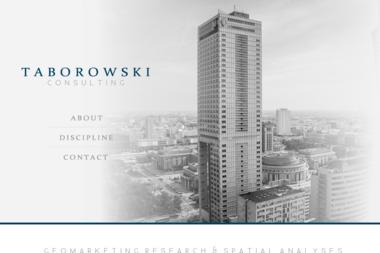 Taborowski Consulting. Badania geomarketingowe - Geodeta Wrocław
