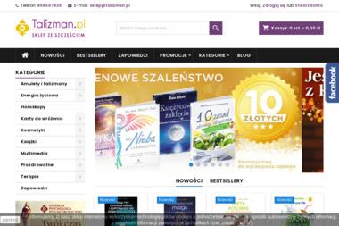Sklep Ezoteryczny Talizman - Hipnoterapia Białystok