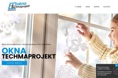 Techmaprojekt Sp. z o.o. - Okna drewniane Nieporęt