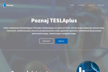 TESLAplus. Spawalnictwo - Spawacz Płock