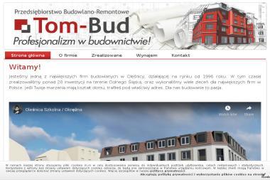 Tom-Bud - Remont Stropu Drewnianego Oleśnica