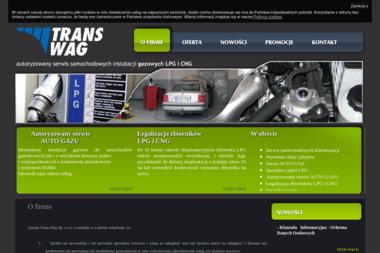 Trans-Wag Sp. z o.o. - Montaż LPG Lublin
