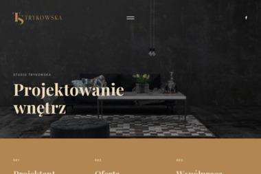Trykowska Studio Projektowanie Wnętrz Natalia Trykowska - Projektowanie wnętrz Wrocław