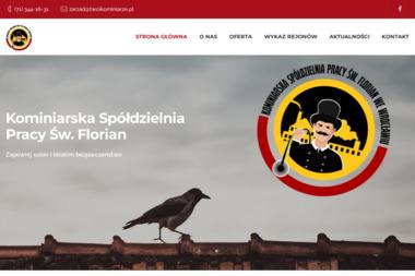Kominiarska Spółdzielnia Pracy Św. Florian - Przegląd Kominiarski Wrocław