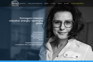 Twój Coach - Anna Andrysiak - Szkolenia menedżerskie Zielona Góra