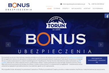 Agencja Ubezpieczeniowa BONUS - Ubezpieczenia na życie Toruń