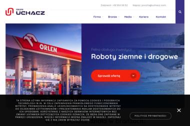 PPHU Uchacz S.J. Marek Uchacz, Rafał Uchacz - Auto gaz Podłopień
