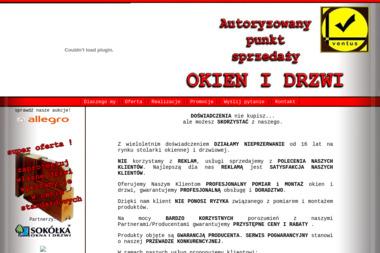Ventus Firma Usługowa - Okna PCV Otwock