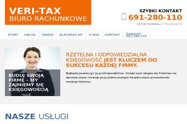 Veri-Tax Klaudia Jaśko - Sprawozdania Finansowe Trzebinia