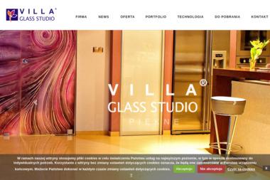 Villa Glass Studio Sp. z o.o. - Projektowanie wnętrz Krosno