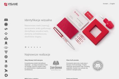Visane Agencja Brandingowa - Agencja Reklamowa Gdańsk