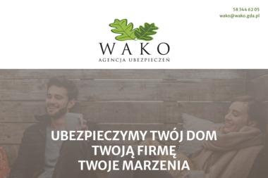 Wako Agencja Ubezpieczeń A Kosior w Kosior S.C. - Pośrednictwo Ubezpieczeniowe Gdańsk