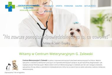 Centrum Weterynaryjne G. Zalewski - Usługi Weterynaryjne Kraków