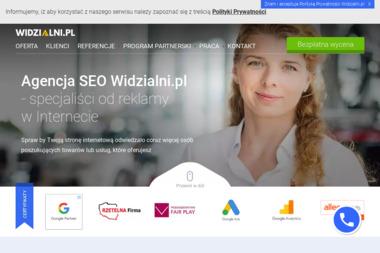 Widzialni.pl - Linki sponsorowane, banery Poznań