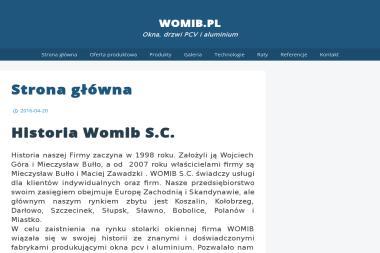 Womib s.c. - Parapety Koszalin