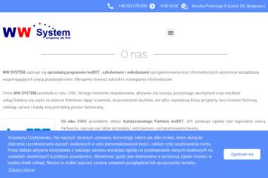 WWSystem. Programy, szkolenia, urządzenia fiskalne - Kursy komputerowe Bydgoszcz
