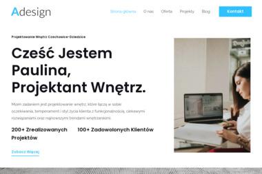 Adesign Studio - Projektowanie wnętrz Sanok