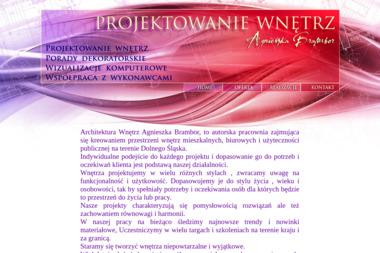 Agnieszka Brambor Projektowanie wnętrz - Projektowanie wnętrz Jawor