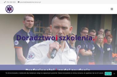 Akademia Pierwszej Pomocy - Szkolenia BHP Pracowników Toruń
