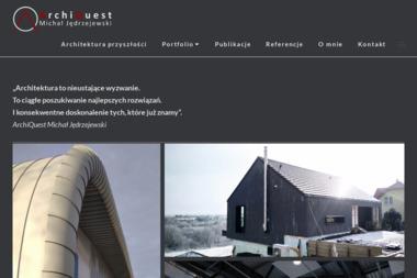 ArchiQuest Studio Projektowe - Projekty Wnętrz Kraków