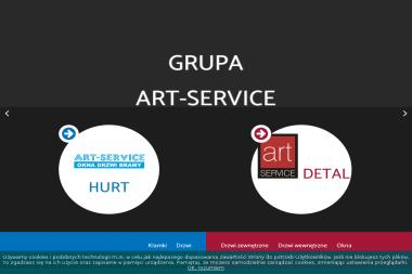 ART SERVICE - Okna Plastikowe Radom