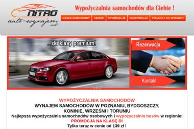 MIG Michał Marciniak Wypożyczalnia Samochodów - Wypożyczalnia samochodów Fałkowo
