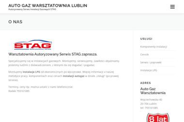 Auto Gaz Warsztatownia - Ubezpieczenie samochodu Lublin