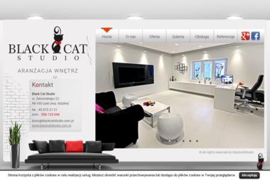 Black Cat Studio - Architektura Wnętrz Łask
