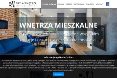 BRYŁA WNĘTRZA Studio Projektowe - Projektowanie Wnętrz Koszalin