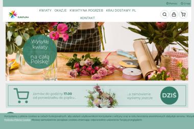 Kwiaciarnia Euroflora Fordon - Kosze prezentowe Bydgoszcz